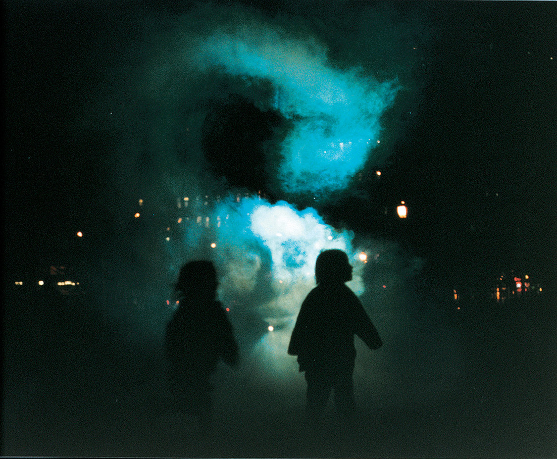 Tony Oursler – The Influence Machine (2000)