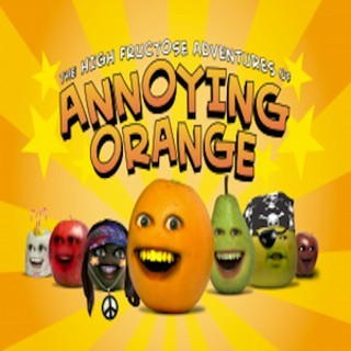 aliceamys:           I am watching Annoying Orange                                                  307 others are also watching                       Annoying Orange on GetGlue.com
