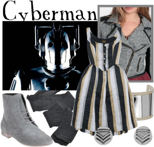 Cyberman Buy it here!