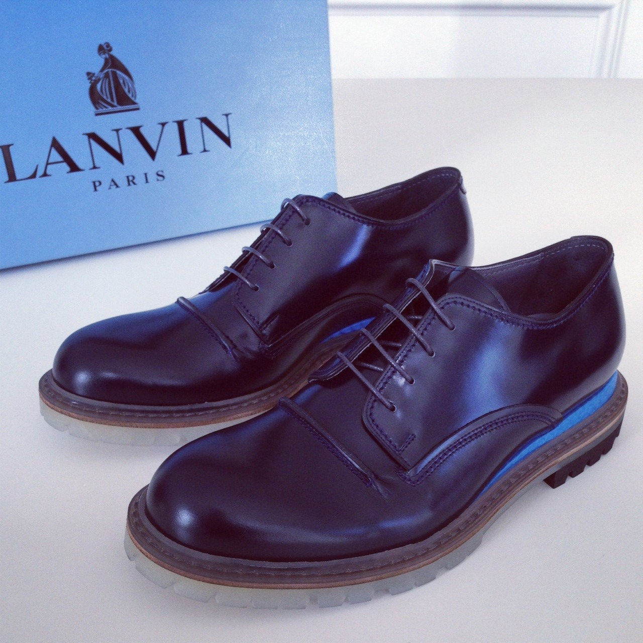The Lanvin Derby | Now Available On Site
