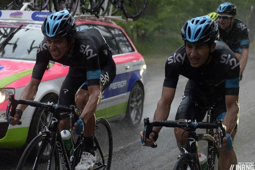 A photographic day at the Giro