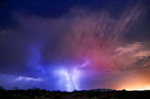 neptunesbounty:  Arizona August by Matt Granz Photography on Flickr.