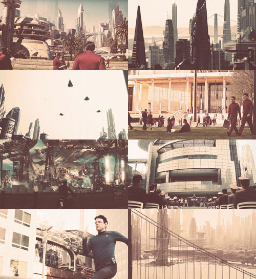 earth scenery in star trek and into darkness
