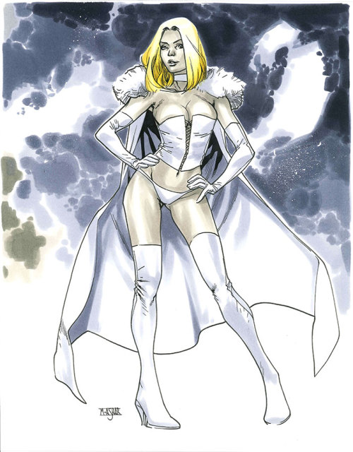 White Queen - NYCC 2012 Pre-Show Commission