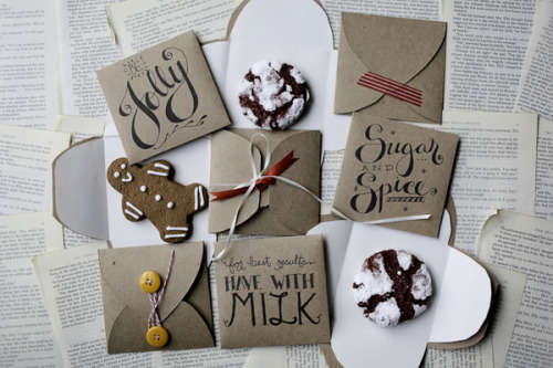 craftdiscoveries:  (via printable cooking envelope | going home to roost)