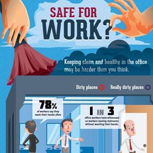 Office Germs InfographicJust how dirty is your office? Most people keep their work area clean, but is it enough? Keeping…View Post