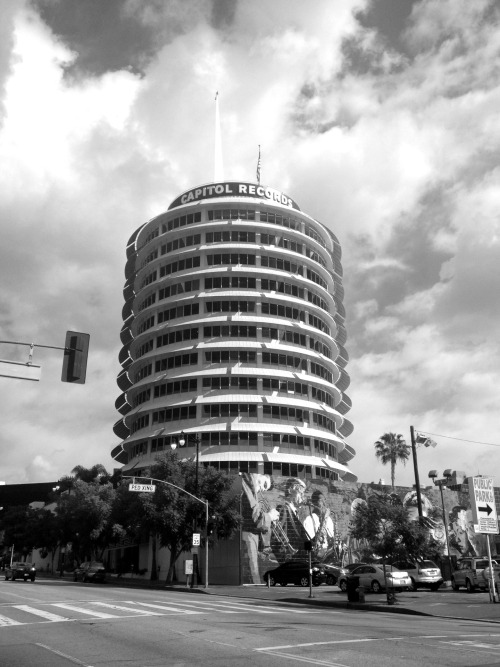 Capitol Records, Hollywood