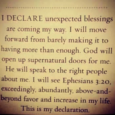[Repost] 🔊I declare.. ! 🙏 Something gotta give. 2013 please be good to me!