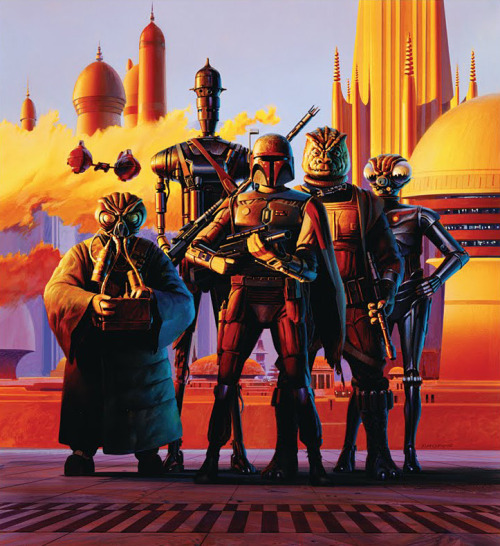 cybot-galactica:  Ralph McQuarrie - Scourge of the Galaxy