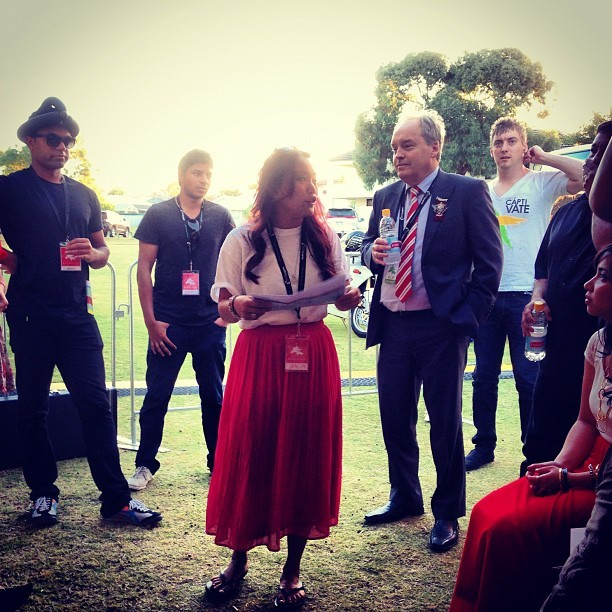Last minute briefing by @life2_itsfullest with the Mayor of Melville (right) listening. #ios #iphone5 #iphoneonly #iphoneography #iphoneographer #instagram #instagramhdr #instagrammer #instagramtastic #lovecommunity #igers #igersperth #igerspinoy #igerswestoz  (at Piney Lakes Reserve)