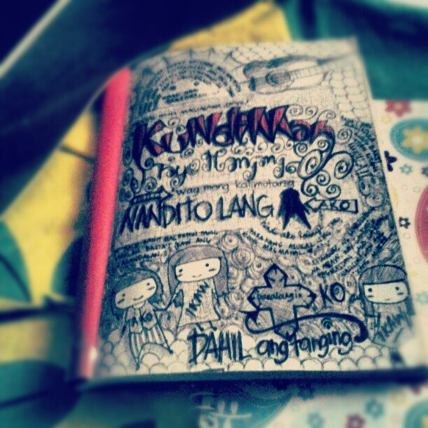 #kundiman #lol #fan // #LOVE #art =) hahahahahaha achichi !! ♡♡ (at in my heart)