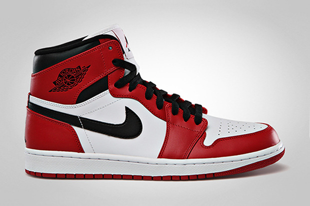 Jordan Brand To Release OG Colorway Air Jordan 1 Retro High White/Varsity Red – Black