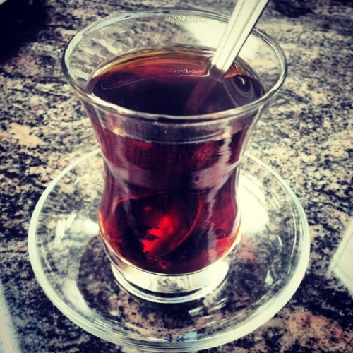 dachsl:  #turkish #tea