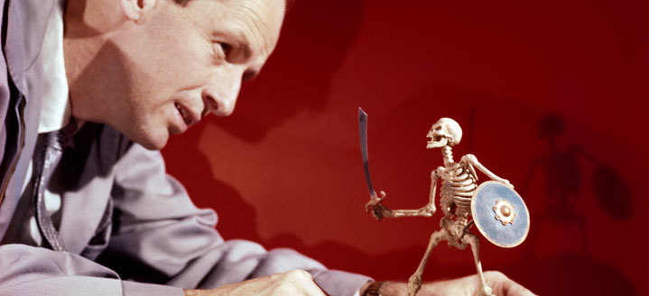 RIP Ray Harryhausen