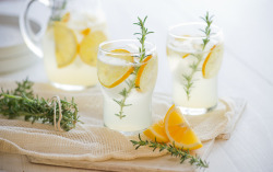 Recipe:  Meyer Lemonade with Rosemary