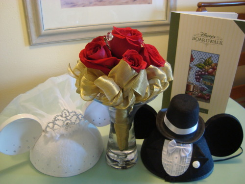 YAY Disney wedding stuff!! xD