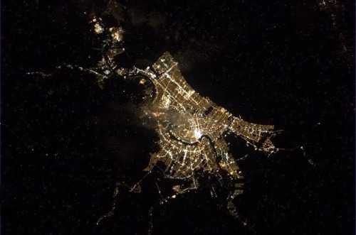 New Orleans from Space