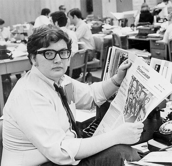 johnpurlia:  RIP Roger Ebert (June 18, 1942 – April 4, 2013).