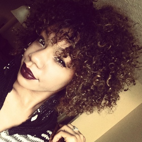 curlsbetch:  already out and about