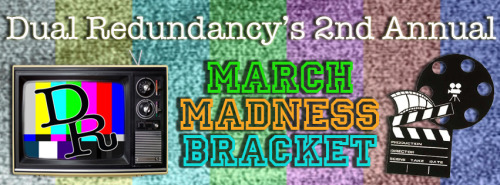 It is March and that only means one thing: March Madness! Even though we do not discuss sports we still wanted to join the bracket fun and make one for ourselves.Last year we learned that Arrested Development was the best television show. This year Dual Redundancy wants to know what is the best movie? We have chosen 64 films and have them competing head to head against each other. They are separated by if they won the best picture Oscar and if they were the runner-up or snub that year. Choose what you think is the best between each match-up and hope they make it into the next round. The winner of each category (best picture winners and best picture redemption movies) will go head to head in the final round to determine the best picture of all time!Seeds were figured out by calculating how many Oscars were won by each film. The film with the most wins goes up against the film with the least amount of wins. If the number was the same we go in alphabetical order.Each new round of voting and the results will be announced on the Dual Facebookand Twitter.Click here to vote in round one. Only one vote per person.