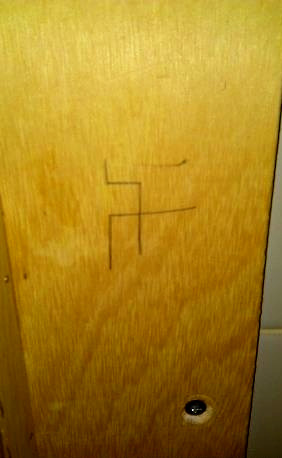 yeahiwasintheshit:  even nazis can be dyslexic