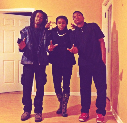 Me and my Bros #InBlack #Exclusive