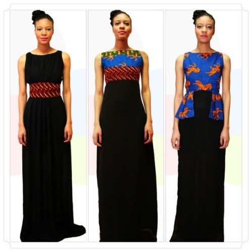 Maxi dresses available only on www.emuafashions.com #fashion #ankara #dresses #fabric #chiffon #pattern