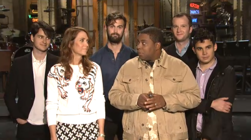 Watch SNL's Thursday Promo: Kristen Wiig and Vampire Weekend
