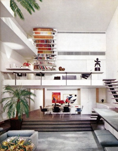 candypriceless:  Halston's home, NYC