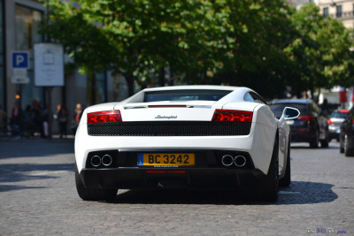 Lamborghini Gallardo (by Paul SKG)
