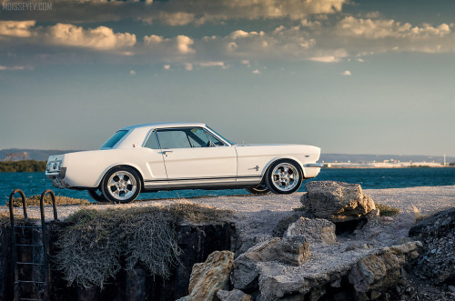 Lost in my memories Starring: '66 Ford Mustang (by moisseyev.com)