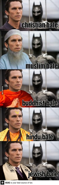 ragecomics4you:  Christian Bale, Muslim Bale, wait what?http://ragecomics4you.tumblr.com