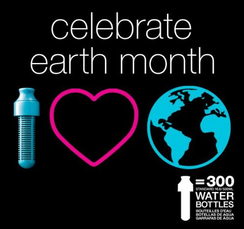 there's nothing bobble loves more than sustainability.that's why this Earth Month we're embracing what makes bobble bobble - our filters.now through April 30, enjoy 25% off of all replacement filters, only on waterbobble.com: http://bit.ly/oSJ4rC