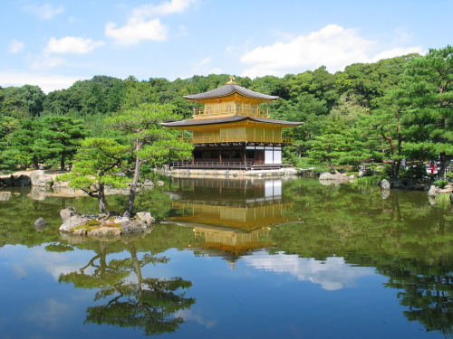 Kinkaku-ji 金閣寺 - The Temple of the Golden Pavilion