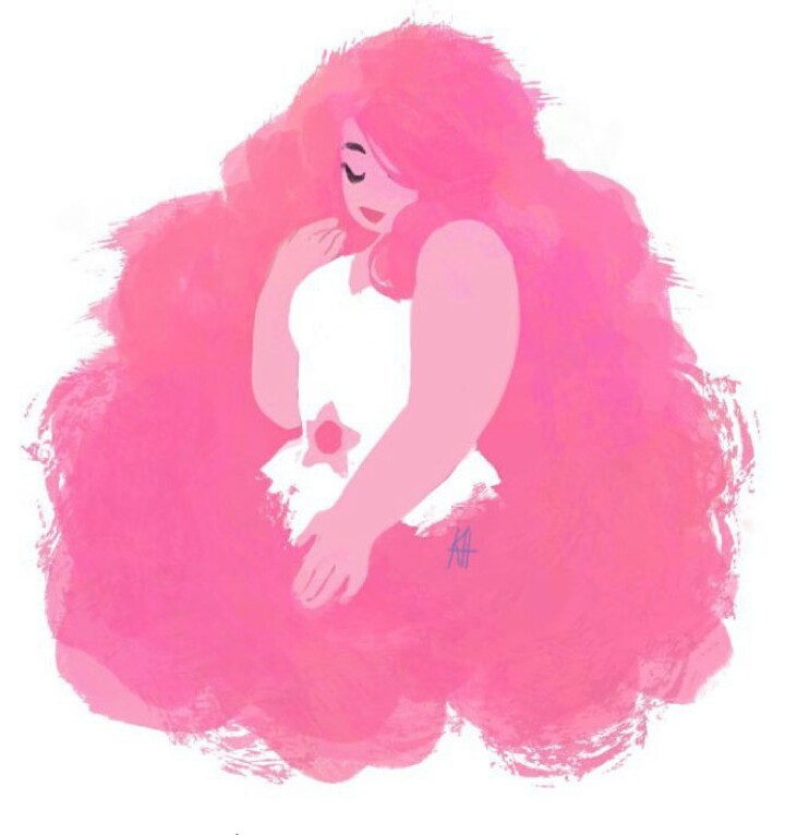 Rose Quartz (By Kahoun)