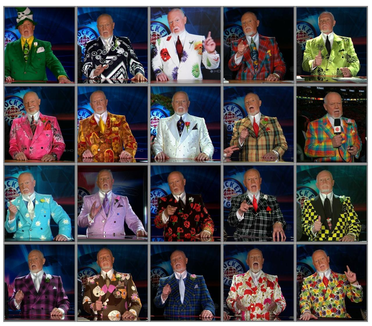 ilovecharts:  The many suits of Don Cherry