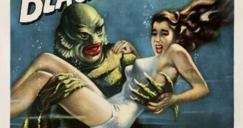 Diamond select creature from the black lagoon figures