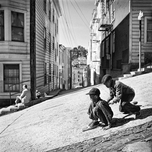 laughingsquid:  Fred Lyon: San Francisco Yesterday 1948–1958, A Photo Exhibition at San Francisco International Airport