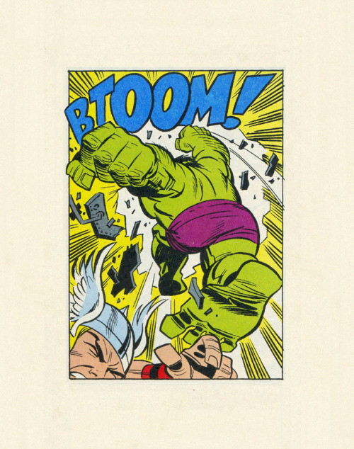 ISOLATED COMIC BOOK PANEL #268title: AVENGERS #1/2 - P9:3 artist: BRUCE TIMM year: 1999