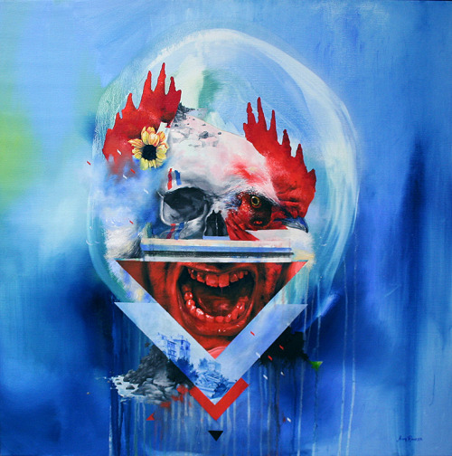 just-art:  Untitled 3 : by Joram Roukes