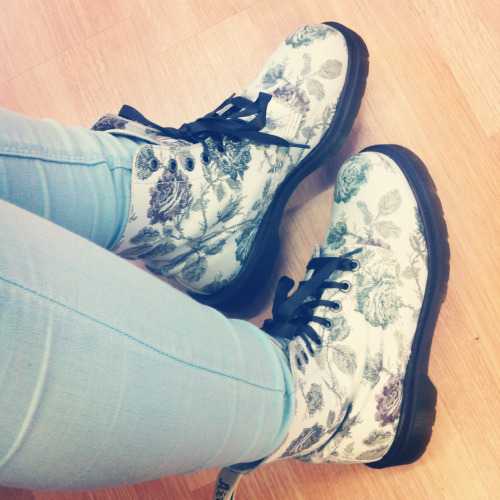 Love my doc martins.