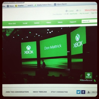 Excited for the Xbox Reveal!