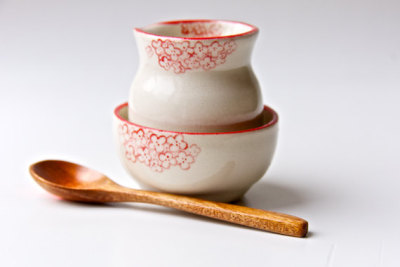 """Creamer & Sugar"" Ceramic Set by RossLab"
