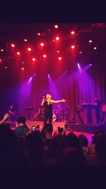alwaysmolly:  Ellie Goulding. The Ryman. Nashville, TN. May 20, 2013.