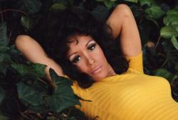 from vintage black glamour: freda payne. what a babe.