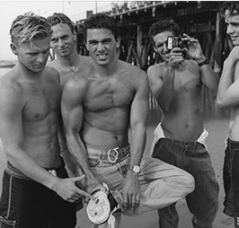 Bruce Weber's Photographs of Surfers