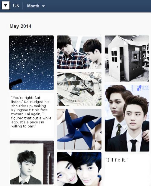 exo fanfic on Tumblr