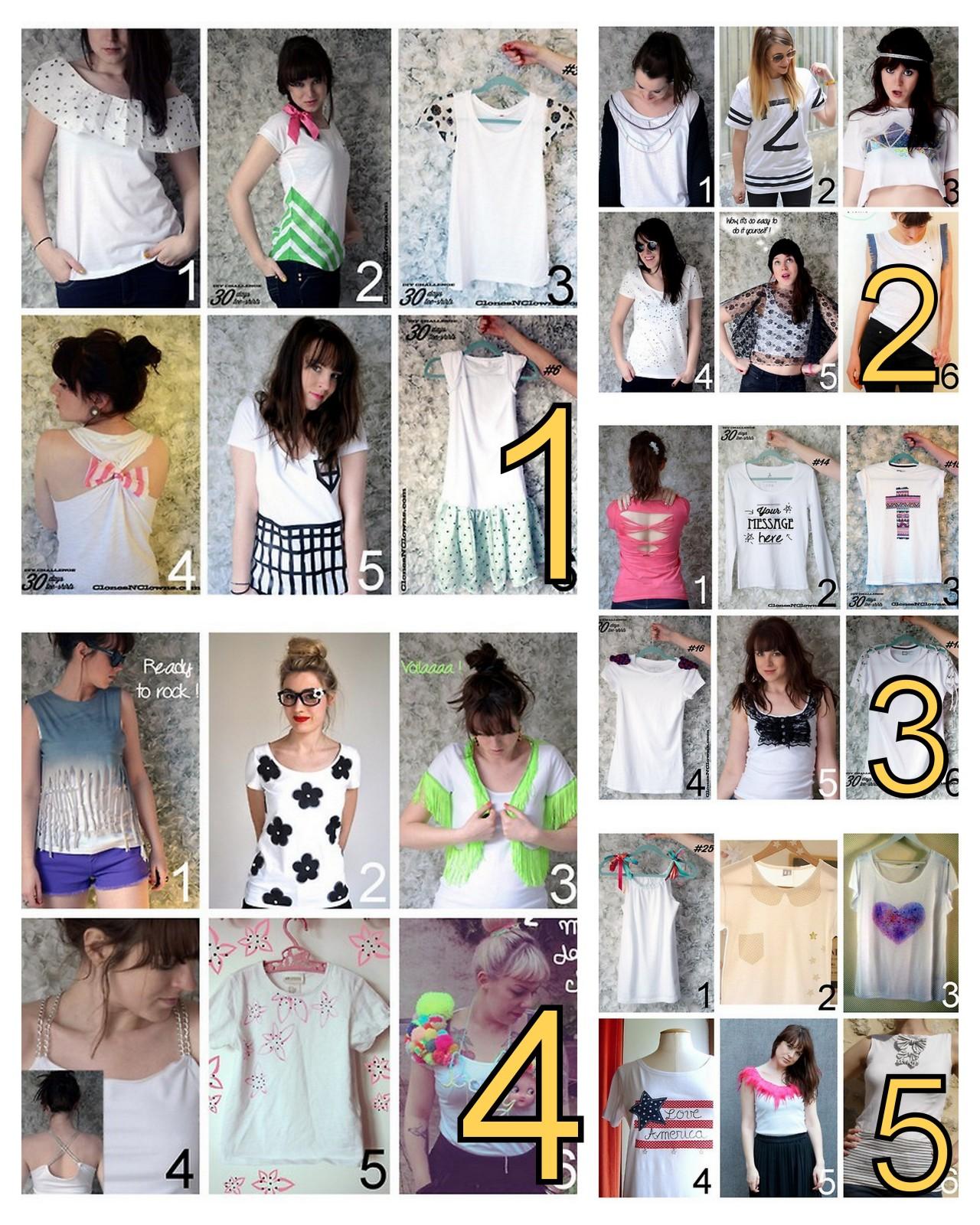 Easy Tumblr Diys Diy Thirty Easy Tee Shirt