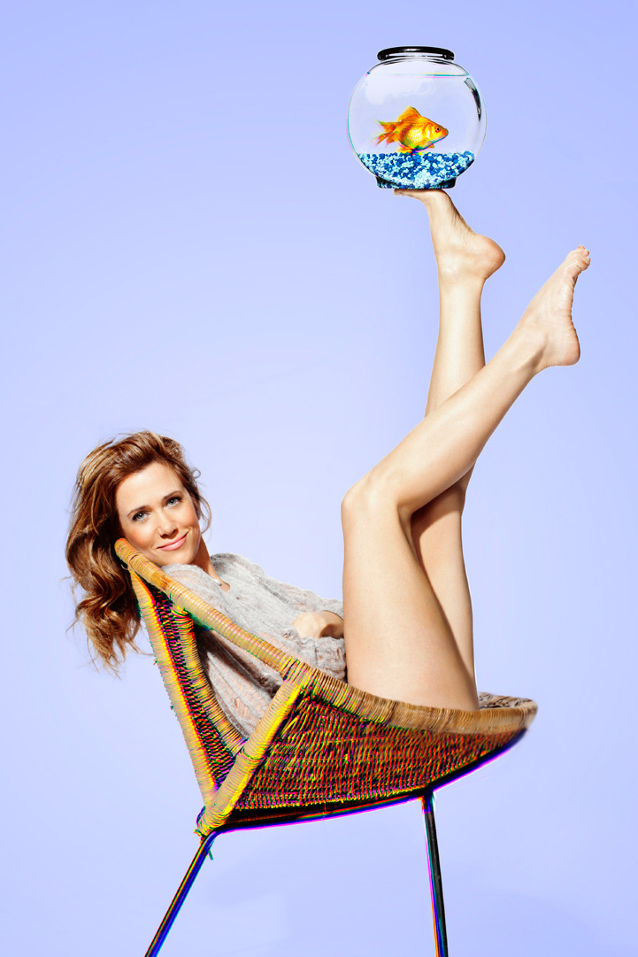 fireseason:  Kristen Wiig by Mary Ellen Matthews for SNL, May 11, 2013