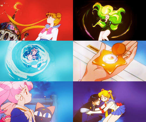 mmonchele:  tv show meme - [4/5] tv shows: sailor moon